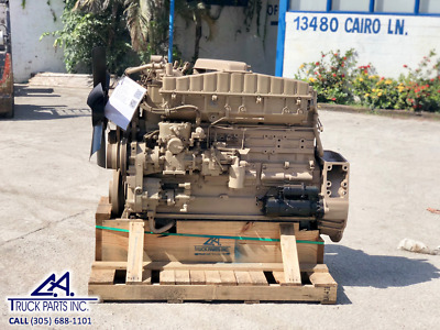 1989 Cummins Big Cam 4 IV Diesel Engine NTC 350 BC CPL 840 350HP EBay