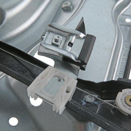 Lève vitre avec plaque métallique conducteur avant gauche pour Mercedes Benz w169 w245