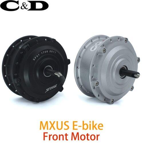 36V 48V 250W 350W High Speed Brushless Gear Hub Motor E-bike Motor Front Wheel