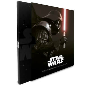 Coffret-Collector-Star-Wars-de-24-pieces-argentees-Edition-limitee-NEUF