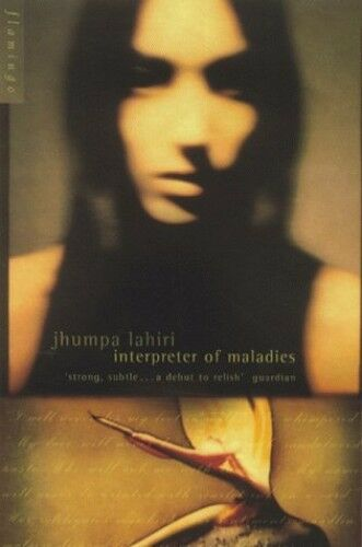 1 of 1 - Interpreter of Maladies by Lahiri, Jhumpa 0006551793 The Cheap Fast Free Post