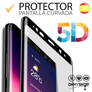 PROTECTOR-Pantalla-CURVO-Samsung-GALAXY-S7-S8-S9-S7-EDGE-S8-PLUS-S9-PLUS-A5-A8