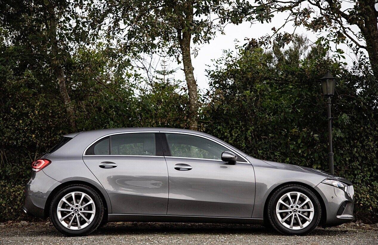 Mercedes A180 d 1,5 Business Progressive Line aut. 5d - 3.250 kr.