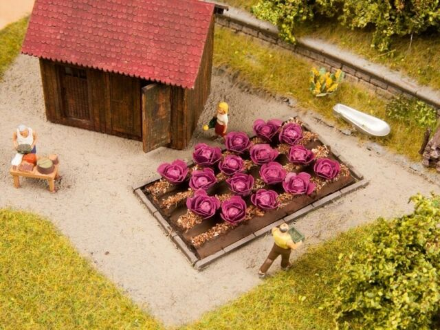 Model Scenery - 13218 - Red Cabbage