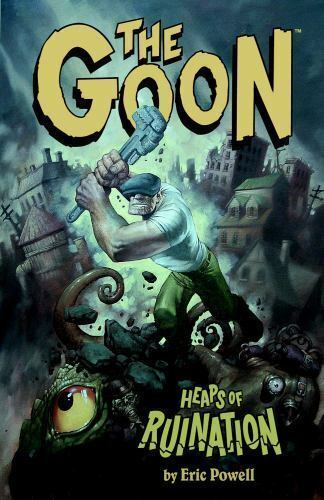 The Goon Volume 3: Heaps Of Ruination (Goon (Graphic Novels))