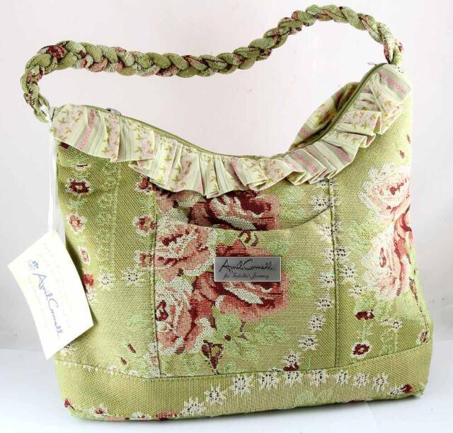 0da6623bf4 Isabella s Journey Poetry Handbag April Cornell Purse for sale ...