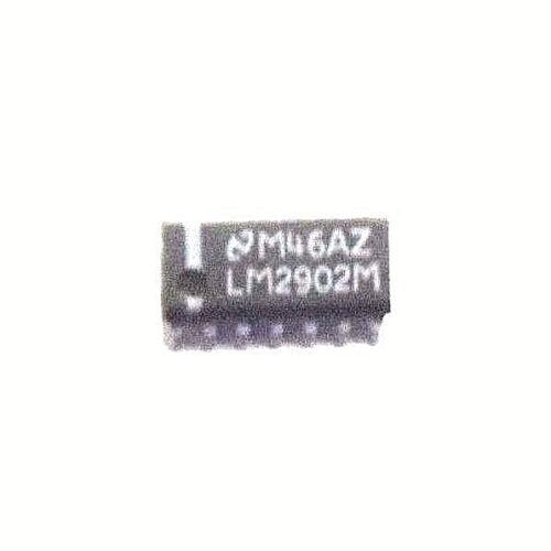 LM2902M National OP Amp Quad GP ± 13V//26V 14-Pin SOIC x2pcs