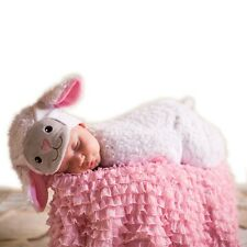 Baby Lamb Costume Bunting Swaddle Halloween Fancy Dress