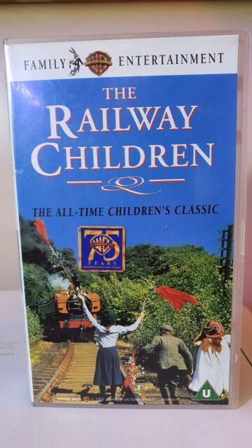 The Railway Children (VHS/H, 1995) Still Sealed! + FAST FREE POSTAGE