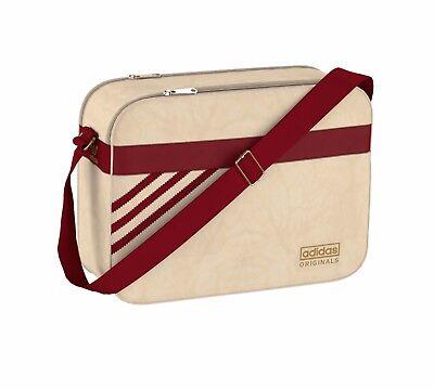 7e752a18c7ee New Adidas Originals Unisex Airliner Suede Bag messenger bag travel gym   shool