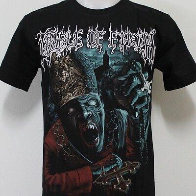CRADLE OF FILTH Metal T-Shirt 100% Cotton New Size S M L XL 2XL 3XL