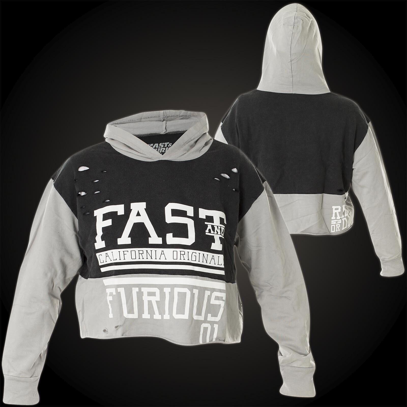 Affliction Fast & Furious Damen Hooded Sweatshirt Motor Speed