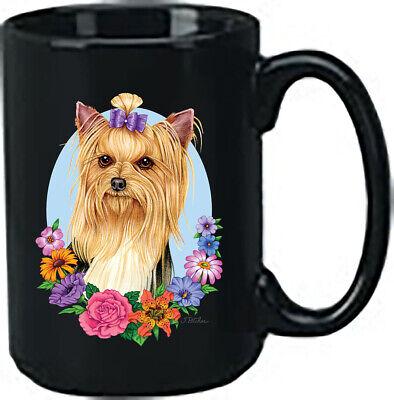 Yorkshire Terrier Mug Wigglebutt Yorkie