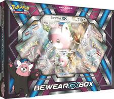 Pokémon TCG Bewear GX Box Free USA Shipping Factory Sealed Presale sun and moon