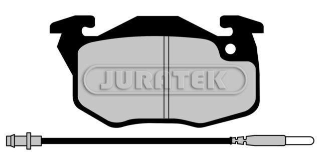 JURATEK QUALITY BRAKE PADS FRONT JCP393