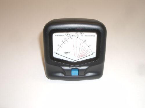 JETSTREAM JTW2HF 1.8-200MHz 30//300W HF VHF CROSS NEEDLE SWR POWER WATT METER