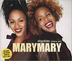 "Mary Mary Shackles (Praise You) + 3 - Columbia 5"" CD Single"
