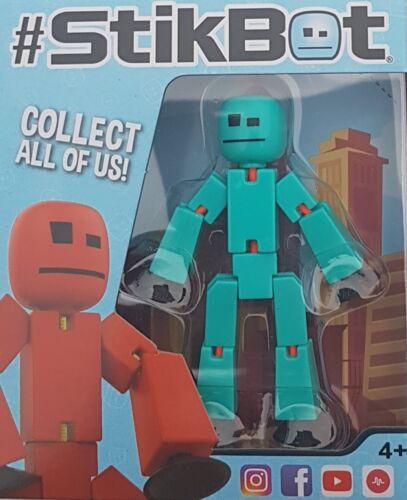 2 x Boîte stikbot Robot-stikbots-Stop Motion Animation stickbot couleurs varient