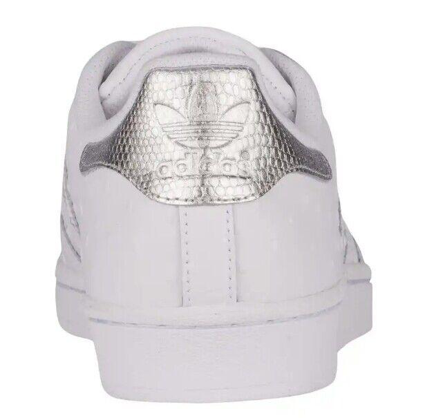 Adidas turnschuhe superstar leder schuhe, weiße turnschuhe Adidas männer shell niedrig s80341 größe 11 neue 67f3d7