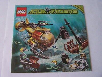 7776 Billigverkauf 50% Instruction Nr Lego® Bauanleitung