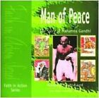 Man of Peace: The Story of Mahatma Gandhi by Audrey Constant, Brian Platt (Paperback, 1998)