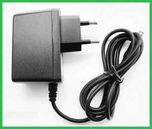 EU Plug AC//DC 5V 1.6A 1600mA Power Supply Adapter Adaptor Charger 5.5mm x 2.1mm