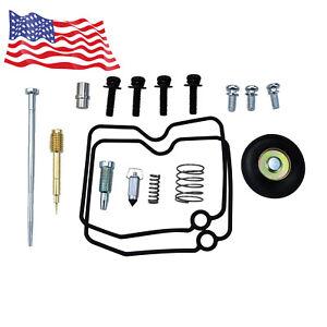 Carburetor Rebuild Kit Fit for Arctic Cat 500 Arctic Cat 400 4x4 Auto 04-07 US