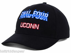 UConn-Huskies-adidas-NCAA-2014-Final-Four-Men-039-s-Basketball-Cap-Hat