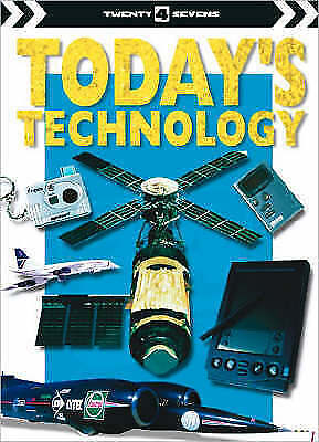 Today's Technology (Twenty4seven), Aburrow, Alan, Very Good Book