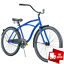 miniature 8 - Huffy 26 Cranbrook Mens Cruiser Bike with Perfect Fit Frame Coaster Brakes