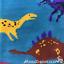 thumbnail 3 - Novelty-fun-adults-Dinosaur-lover-gift-socks-Unisex-One-Size-stocking-filler