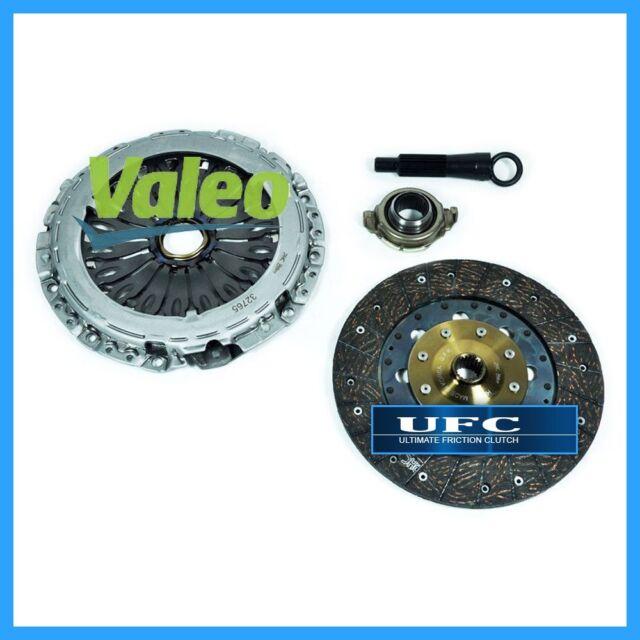 VALEO CLUTCH DISC FITS 01-08 TIBURON SONATA SANTA FE KIA OPTIMA  2.4L 2.7L