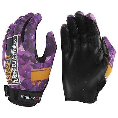 New Reebok Women  CrossFit Celorc Gloves Leather  Gym Training M nano wod 8.0