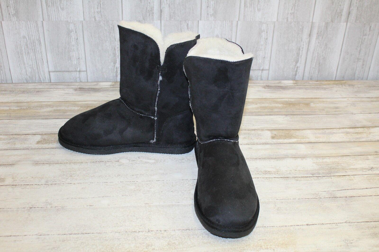 Willowbee Women's Sadie Boot - Size 11 M, Black
