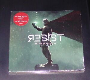WITHIN-TEMPTATION-RESIST-CD-IM-DIGIPAK-SCHNELLER-VERSAND-NEU-amp-OVP