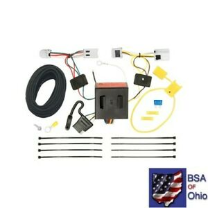 Tekonsha-Trailer-Hitch-Wiring-Tow-Harness-For-Nissan-NV1500-2018-2019