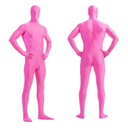 DH Zentai Costume Homme Spandex Lycra Halloween Full Body Costume