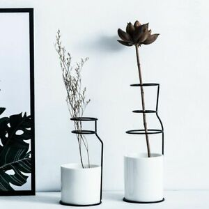Unique Design Ceramic Vase Minimalist