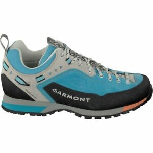 Garmont Dragontail LT Women s Approach Shoes Aqua Blue Light Grey  bec1301b8cf