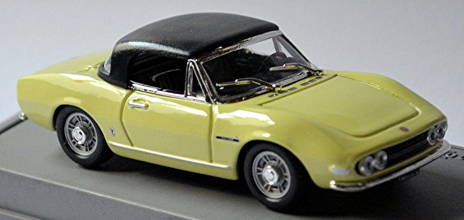 Fiat Dino Araignée 2400 Toit Rigide 1969-72 jaune jaune 1 43 ProgettoK