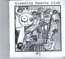 (DF669) Bleeding Hearts Club, #1 - 2010 DJ CD