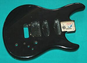 1985 Peavey Nitro Kahler Trem Guitare Électrique Original Corps Noir Made In Usa-afficher Le Titre D'origine La RéPutation D'Abord