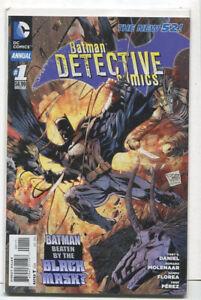 Batman Detective Comics Annual #1 DC Universe NM
