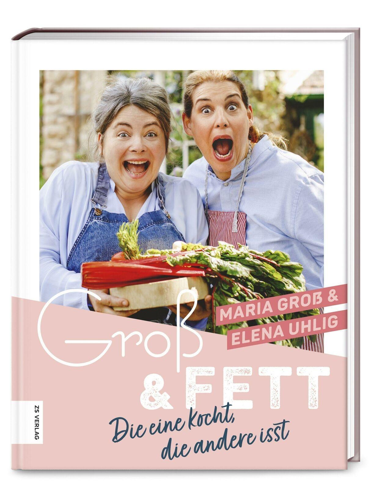 Groß & Fett, Maria Groß