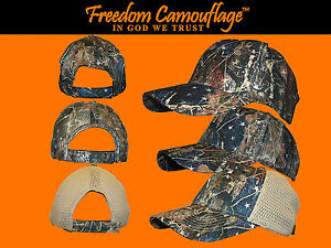 Freedom-Camouflage-Hat-usa-flag-red-white-blue-stars-stripes-rockpoint-cap-NEW