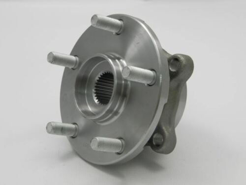 Toyota Auris 2.0//2.2 D-4D 2006-2010 Front Hub Wheel Bearing Kit