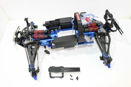 Traxxas Revo 3.3 Chassis komplett inkl Achsen