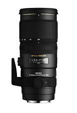 Sigma 70-200 F2,8 APO EX DG OS HSM Objektiv für Nikon