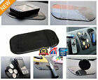 3 x Universal Car Anti Non Slip Sticky Gel Pad Mat Dashboard Mobile Phone Holder