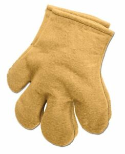 Unisex-Adults Cartoon Gloves Animal Mascot Character Hands Costume Accessory